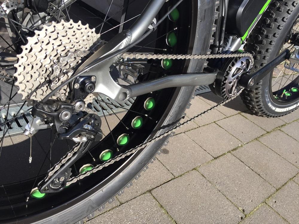 Necesito una fat bike, electrica por supuesto  2