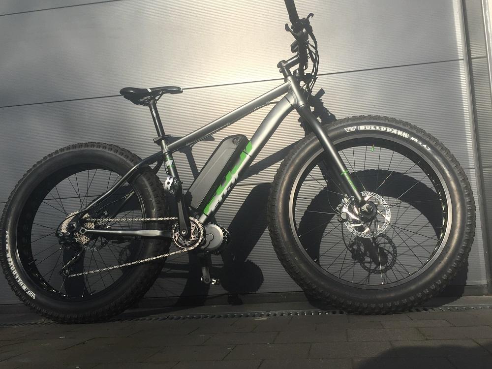 Necesito una fat bike, electrica por supuesto  3